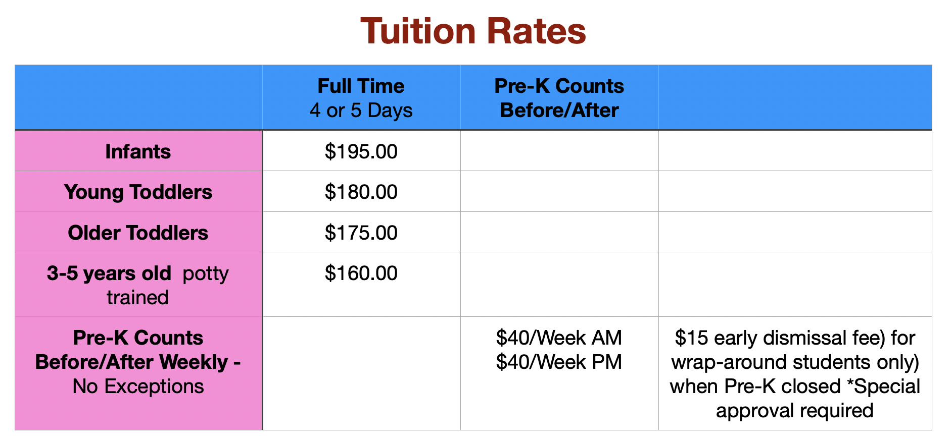 Tuition 6:2020